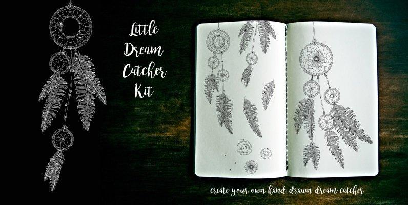 Little Dream Catcher Kit