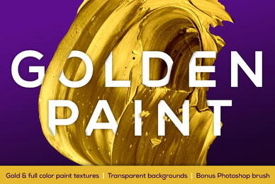 Golden Paint