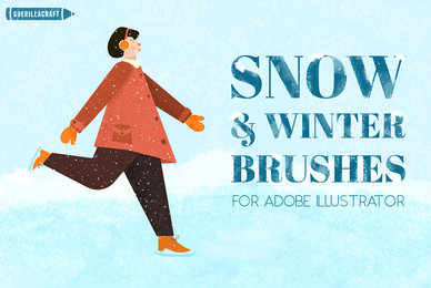 Snow and Winter Brushes