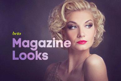 Magazine Looks Action Bundle