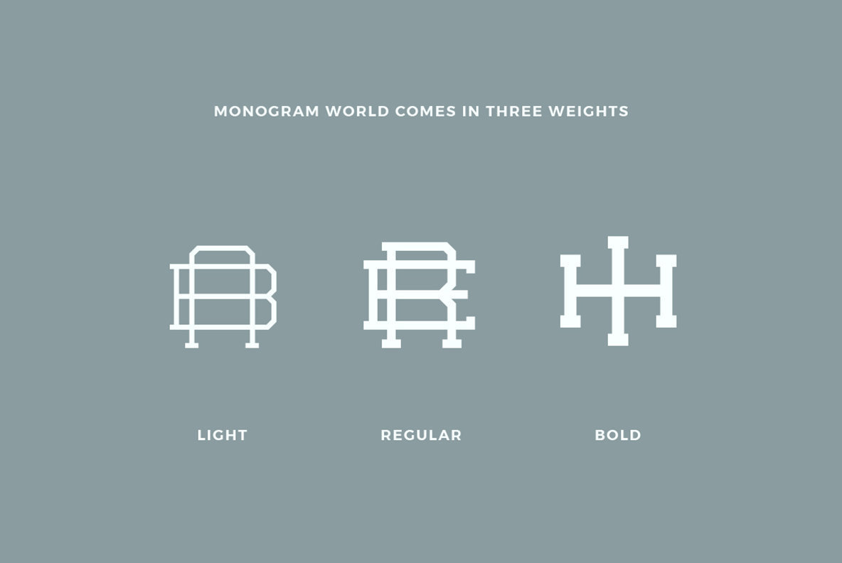 Monogram World 3