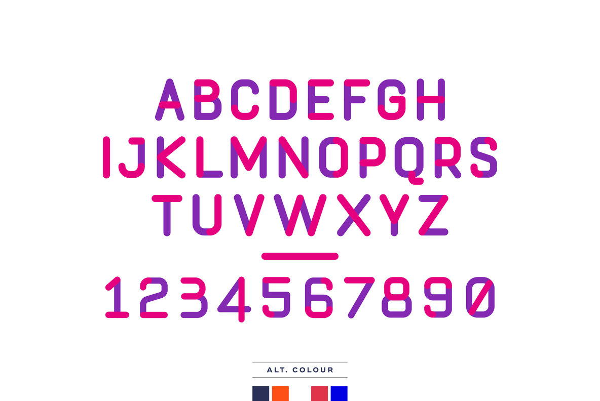 Compact Handset Typeface