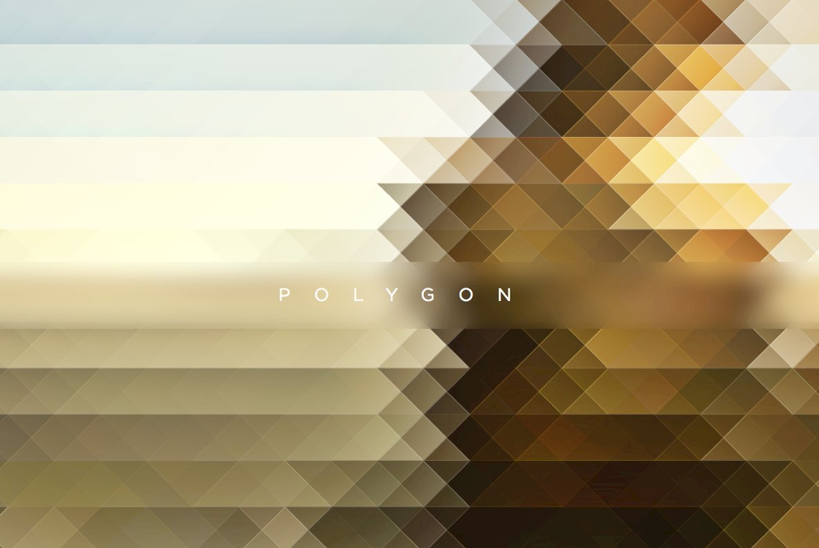 Polygon   HD Polygonal Backgrounds