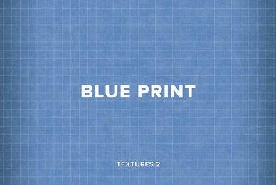 Blue Print Textures 2