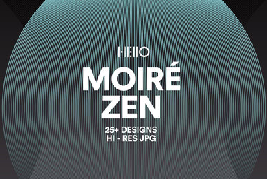 Moire Zen