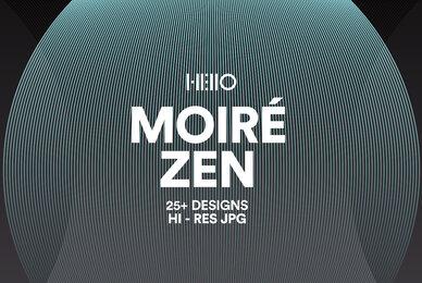 Moire Zen