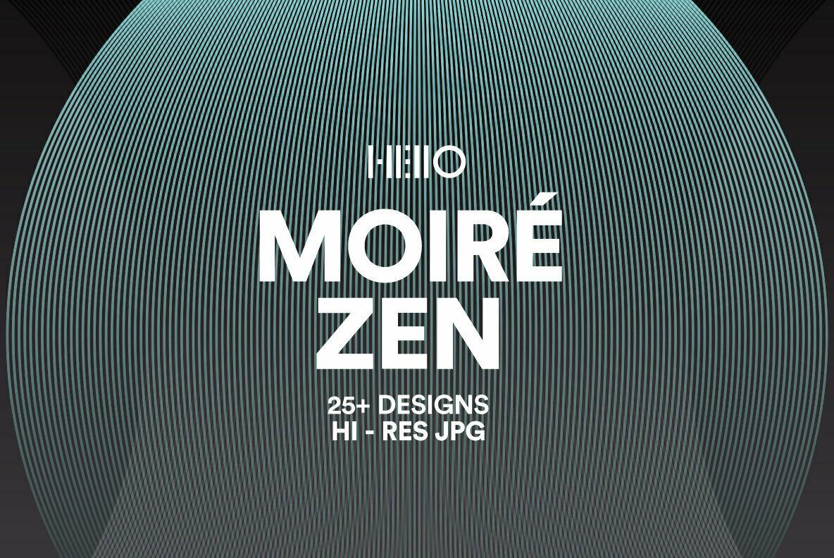 Moir   Zen