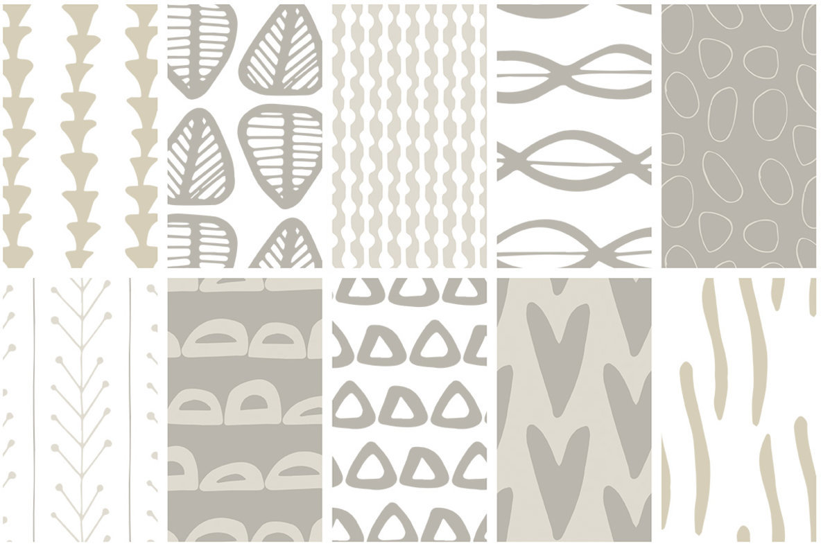 40 Scandinavian Patterns