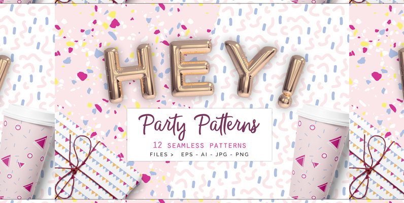 12 Party Patterns