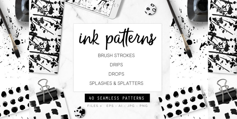 Ink Patterns