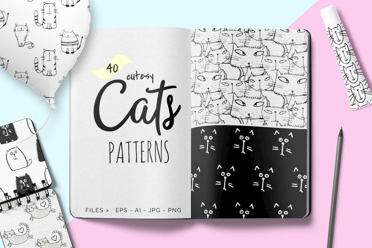 Cat Patterns