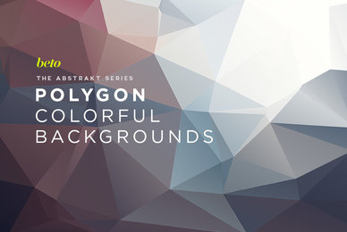 Polygon Abstract Backgrounds 05