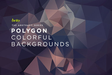 Polygon Abstract Backgrounds 10