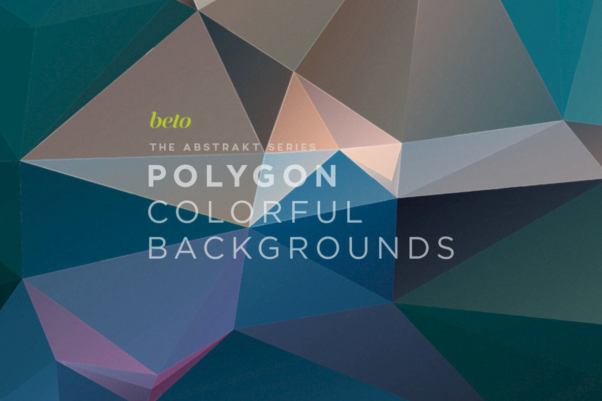 Polygon Abstract Backgrounds 11