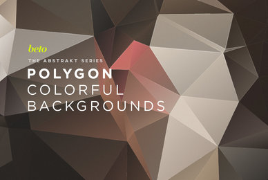 Polygon Abstract Backgrounds 15