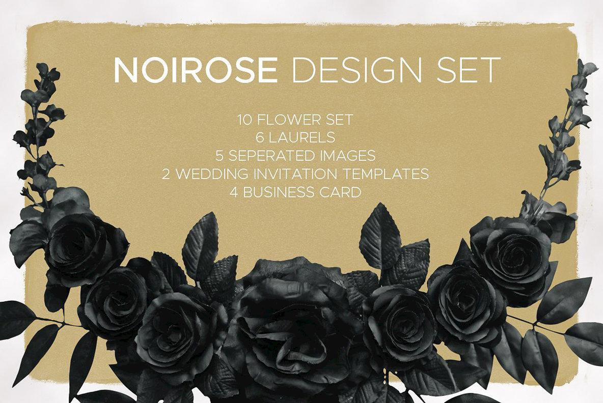 Noirose Design Set
