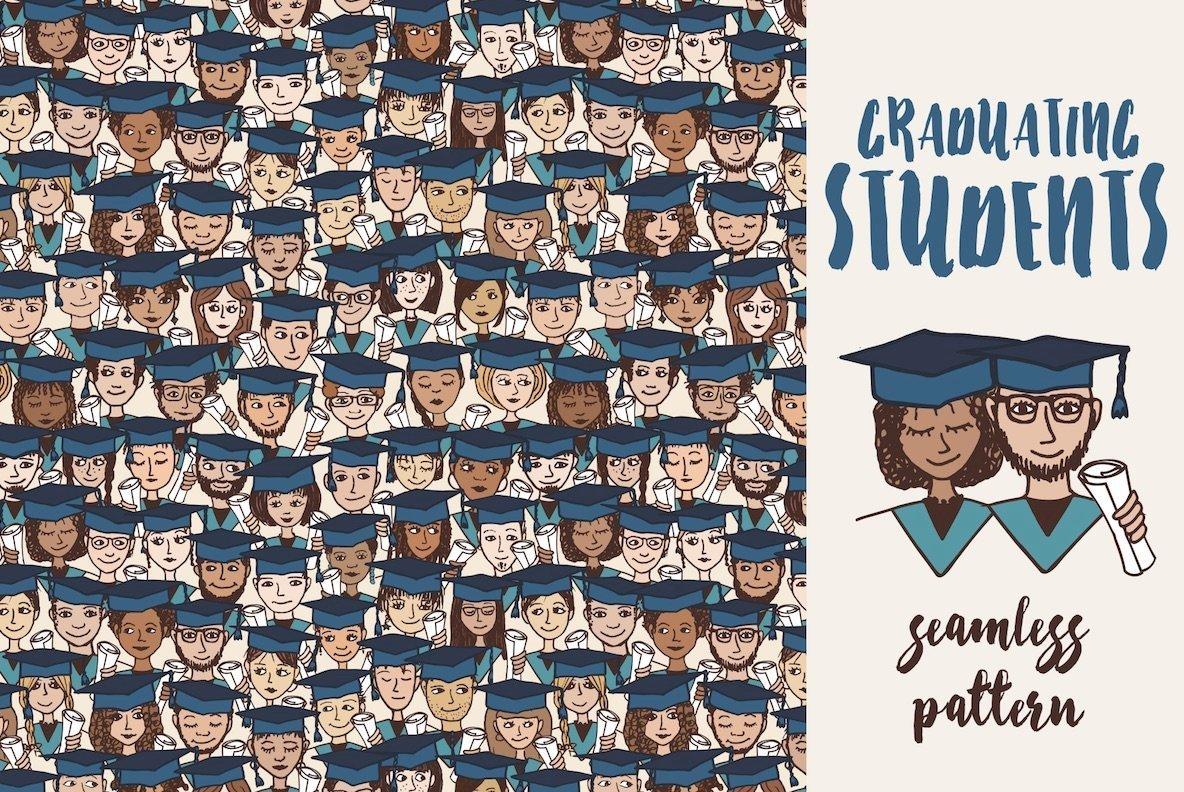 Graduating Students Patterns