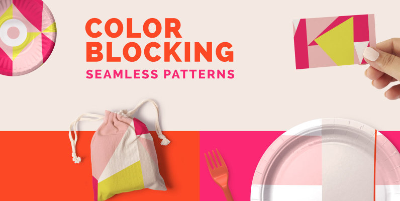 Color Blocking Patterns