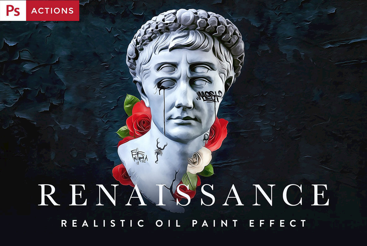 RENAISSANCE   Oil Painting Actions
