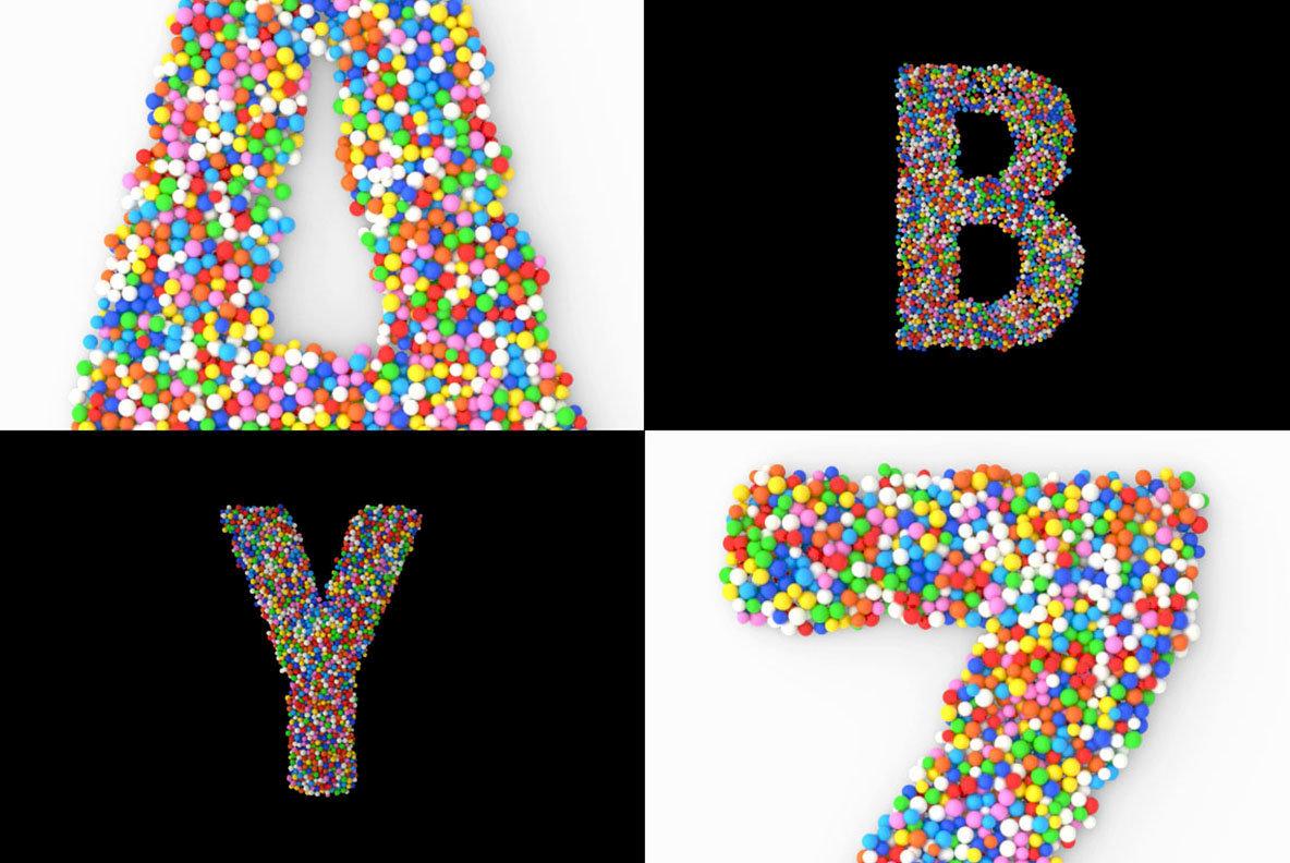 Sprinkles Type