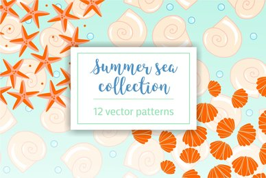 Summer Sea Patterns