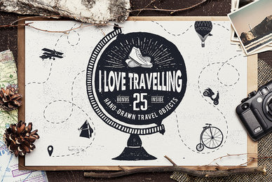 I Love Travelling