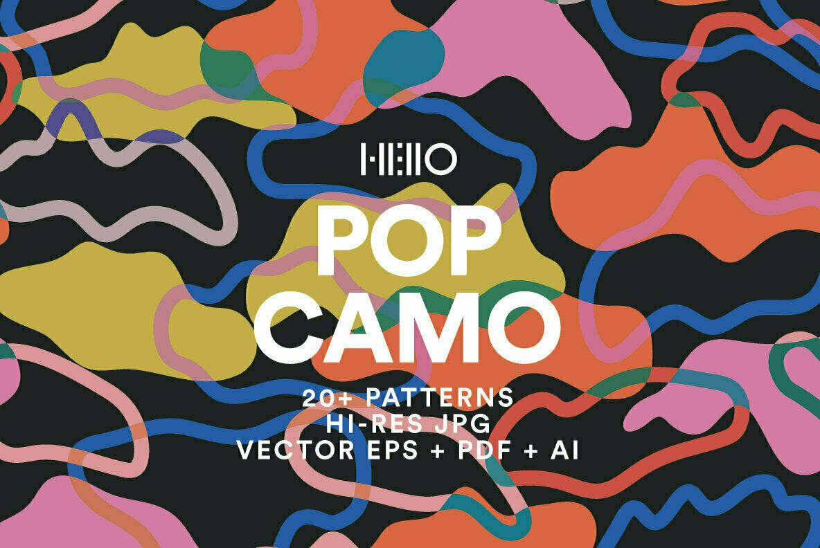 Pop Camo