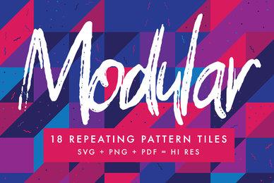 Modular   Pattern Tiles