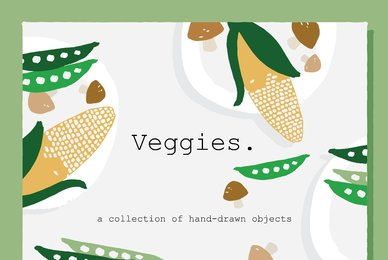 Veggies Icons