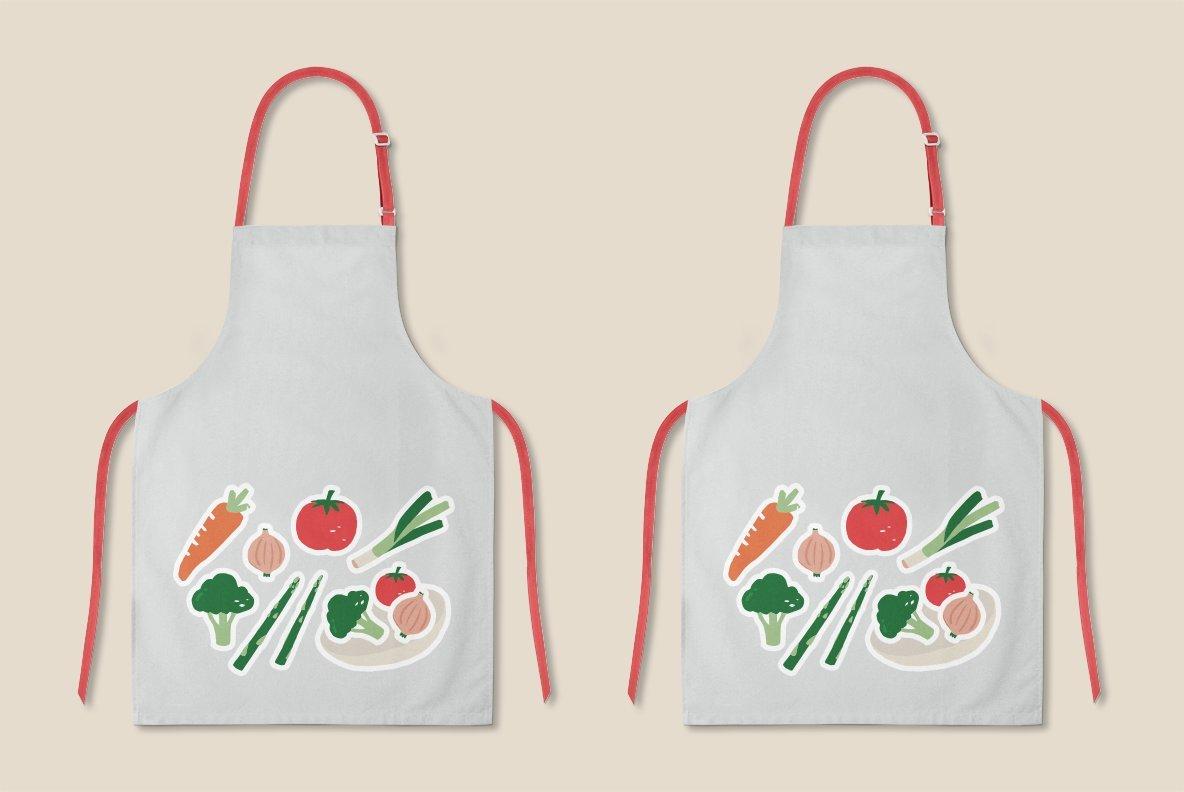 Veggies Icons