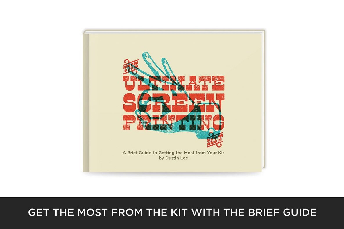 The Ultimate Screen Printing Kit