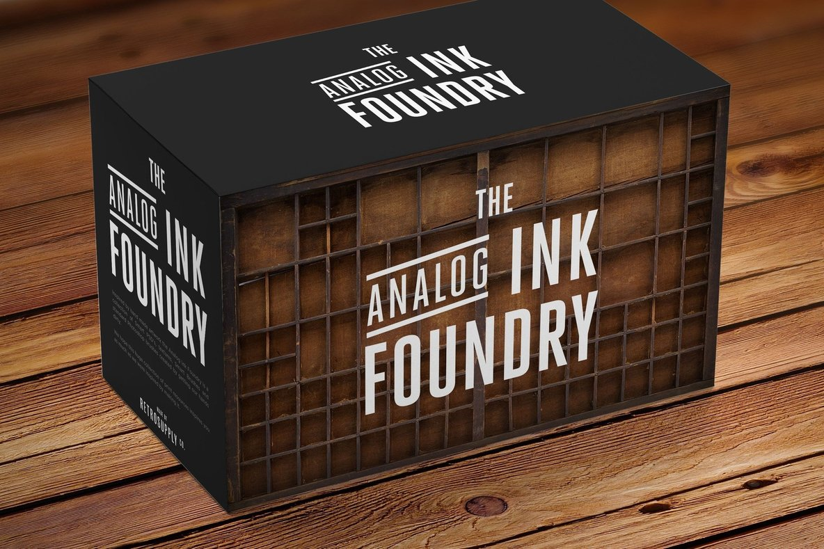 Analog Ink Foundry