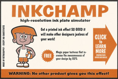 InkChamp   Ink Starve and Roughen Action