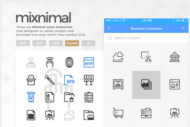1620 Mixnimal Line Collection