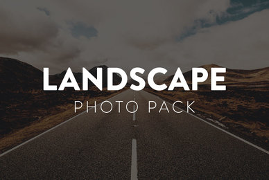 Landscape Photo Pack