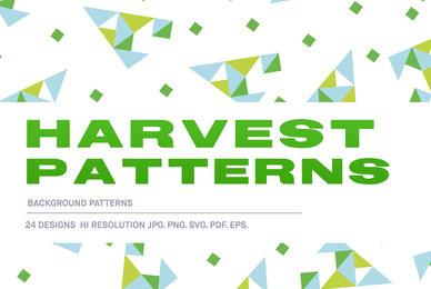 Harvest Pattern Tiles