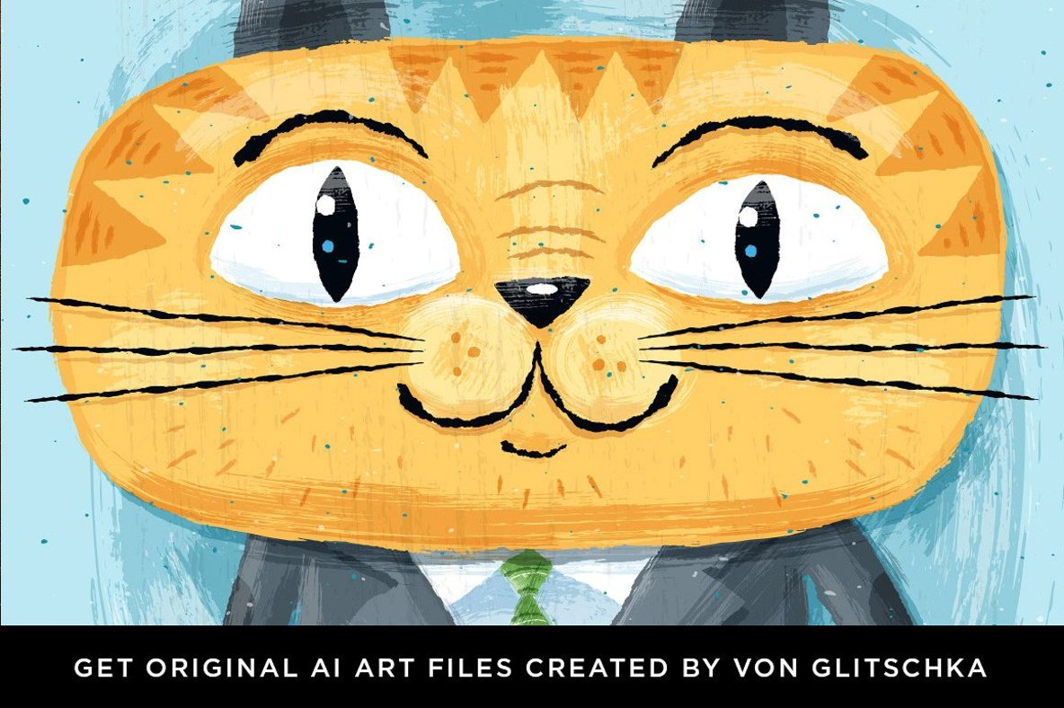 Everything Glitschka   Vector Brush Collection   Bonuses