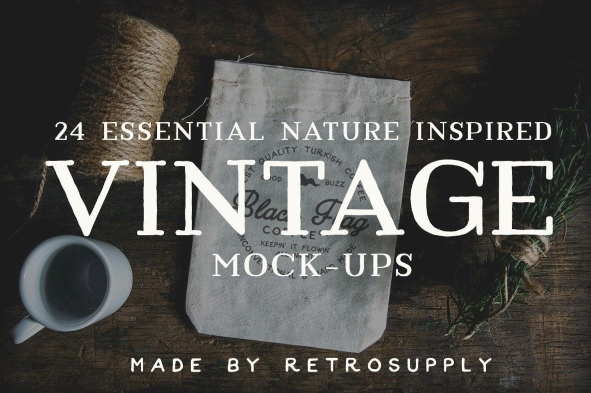 The Vintage Branding Survival Kit