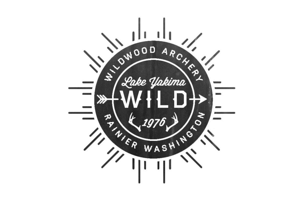 Vintage Logo Badge Kit Vol  1