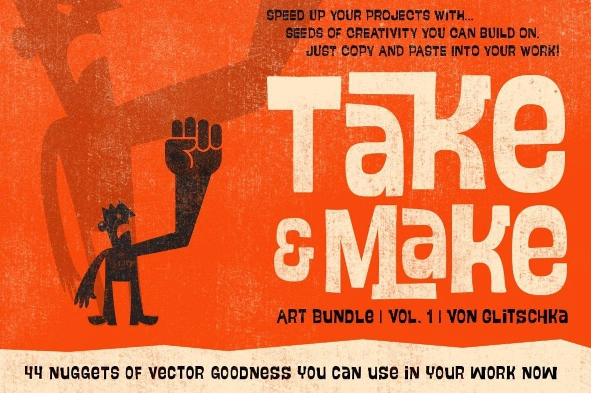 Take and Make Art Bundle