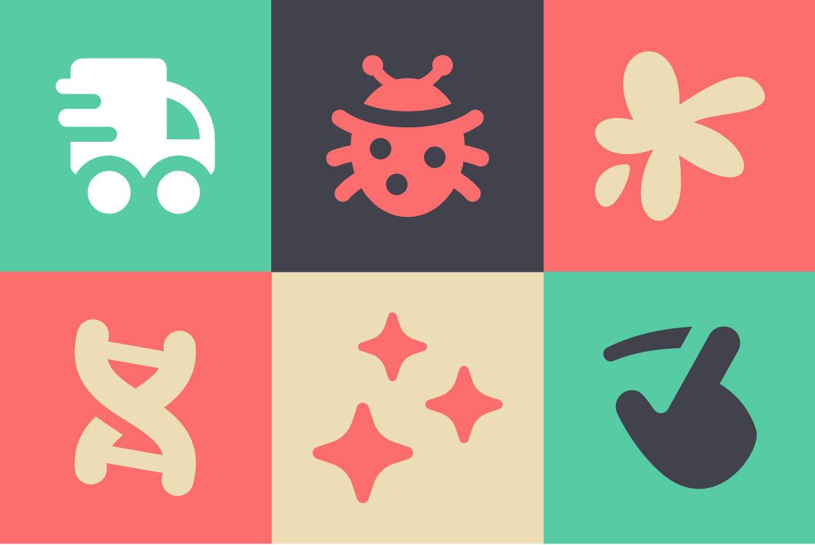 Pixi Icons