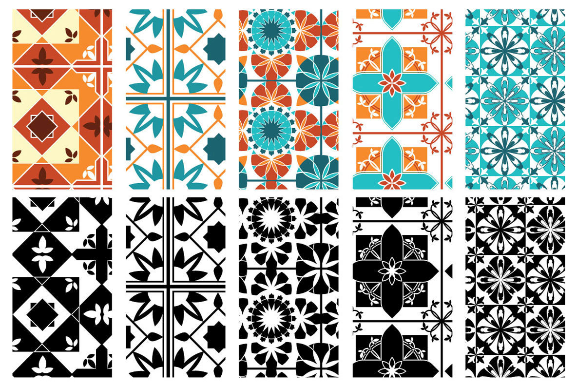 Moroccan Patterns