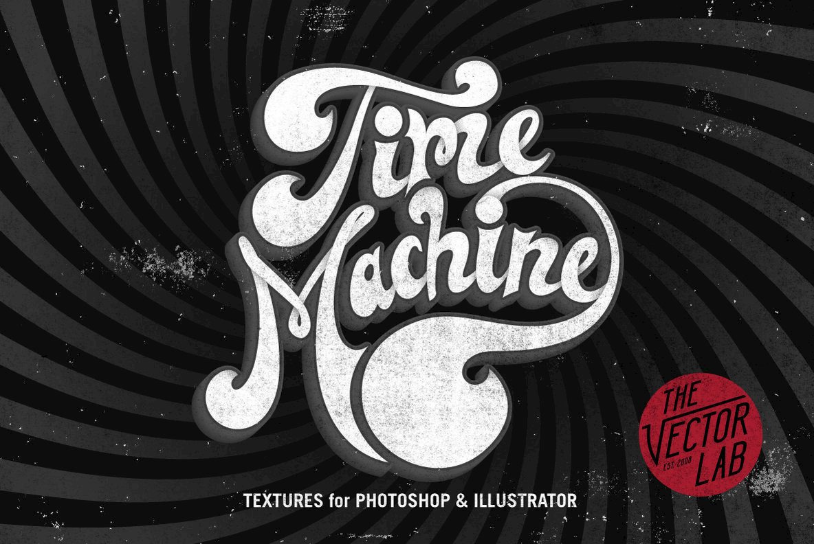 Time Machine Texture Automator