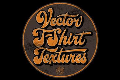 Vector T Shirt Textures