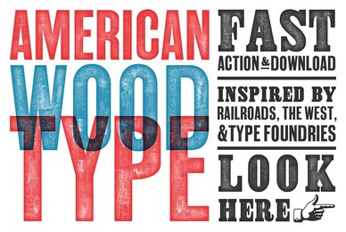 American Wood Type