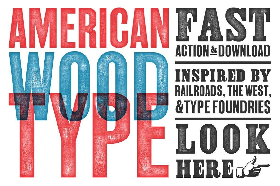 American Wood Type