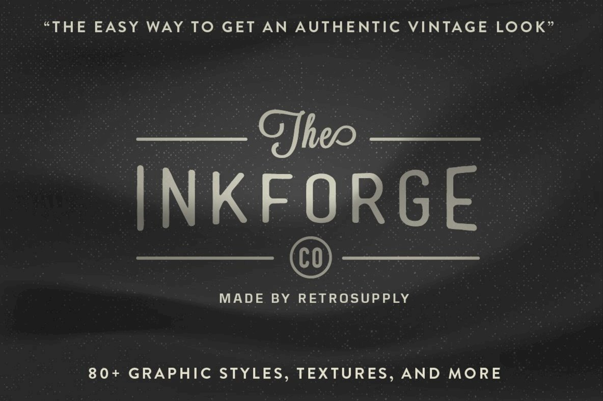 InkForge   The Easy Way to Add Vector Textures