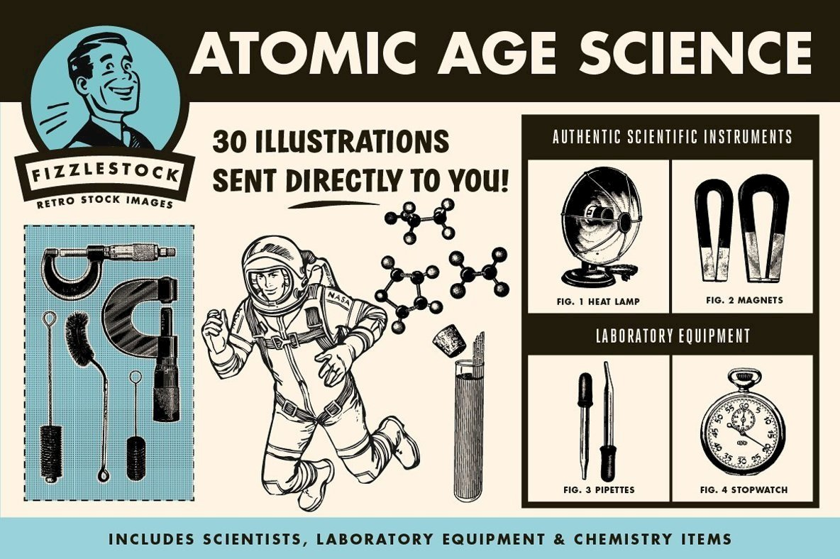 Atomic Age Science Part 2