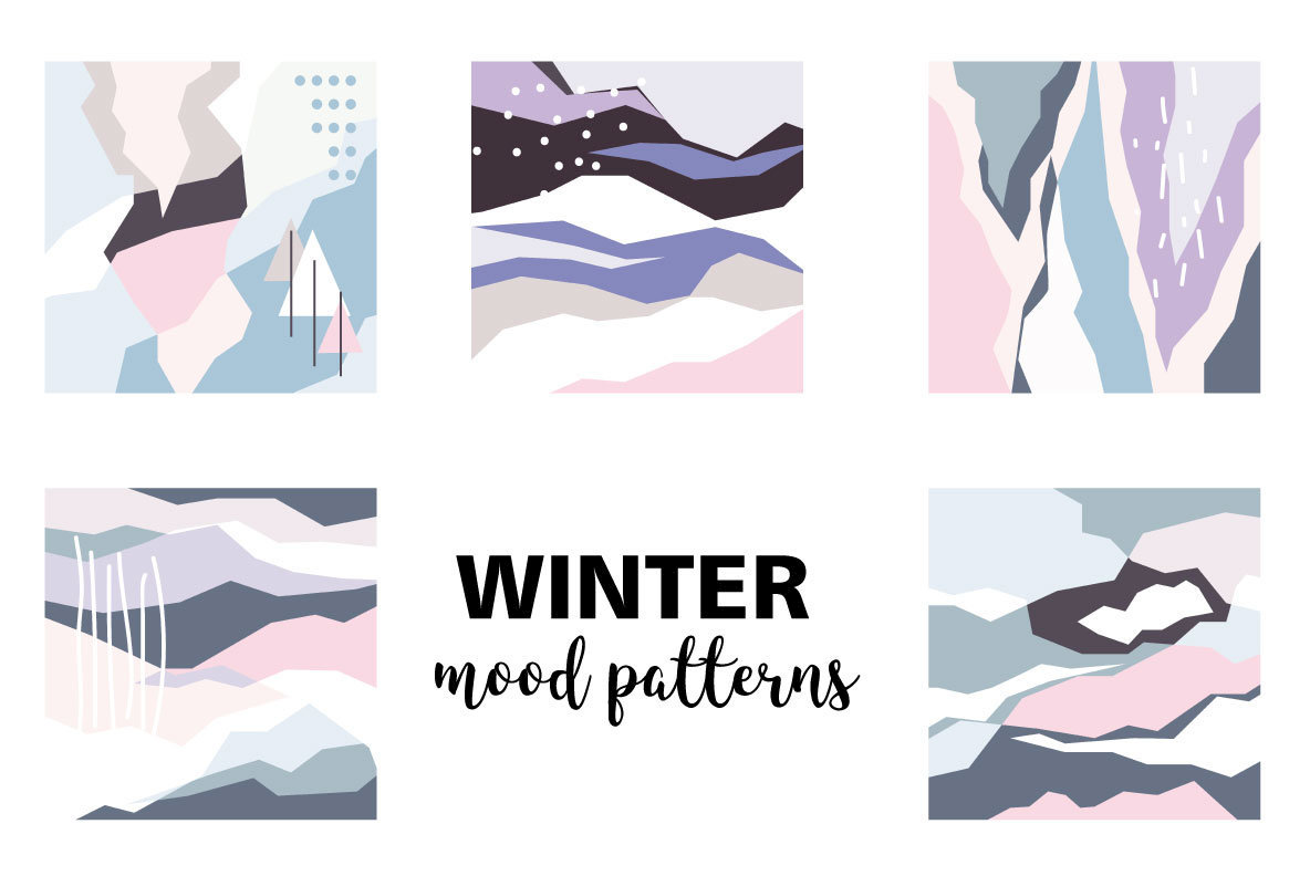 Winter Mood Patterns