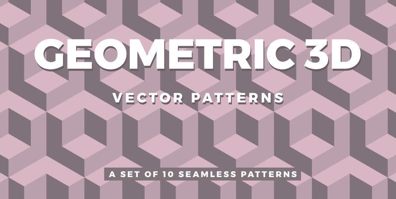 Geometric 3D Patterns